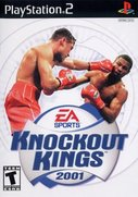 Cover zu Knockout Kings 2001 - PlayStation 2