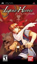 Cover zu The Legend of Heroes - PSP
