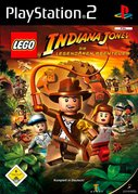 Cover zu LEGO Indiana Jones: The Original Adventures - PlayStation 2