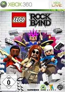 Cover zu Lego Rock Band - Xbox 360
