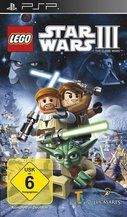 Cover zu Lego Star Wars III: The Clone Wars - PSP