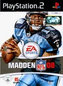 Cover zu Madden NFL 08 - PlayStation 2