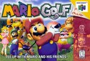 Cover zu Mario Golf - Nintendo 64