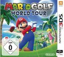 Cover zu Mario Golf: World Tour - Nintendo 3DS