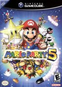 Cover zu Mario Party 5 - GameCube