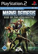 Cover zu Marvel Nemesis: Rise of the Imperfects - PlayStation 2