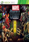 Cover zu Marvel Puzzle Quest: Dark Reign - Xbox 360