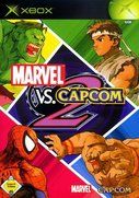 Cover zu Marvel vs. Capcom 2 - Xbox