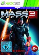 Cover zu Mass Effect 3 - Xbox 360