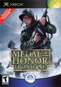 Cover zu Medal of Honor: Frontline - Xbox