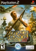 Cover zu Medal of Honor: Rising Sun - PlayStation 2