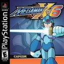 Cover zu Mega Man X6 - PlayStation