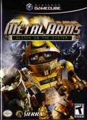 Cover zu Metal Arms: Glitch in the System - GameCube