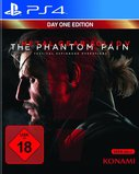 Cover zu Metal Gear Solid 5: The Phantom Pain - PlayStation 4