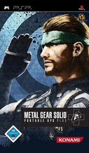 Cover zu Metal Gear Solid: Portable Ops Plus - PSP