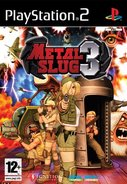 Cover zu Metal Slug 3 - PlayStation 2