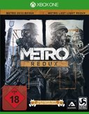 Cover zu Metro Redux - Xbox One