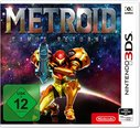 Cover zu Metroid: Samus Returns - Nintendo 3DS