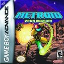 Cover zu Metroid: Zero Mission - Game Boy Advance