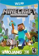 Cover zu Minecraft - Wii U