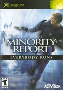 Cover zu Minority Report - Xbox