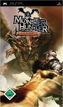 Cover zu Monster Hunter Freedom - PSP