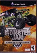 Cover zu Monster Jam: Maximum Destruction - GameCube