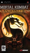 Cover zu Mortal Kombat: Unchained - PSP