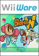 Cover zu Mr. Driller W - Nintendo DS