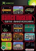 Cover zu Namco Museum: 50th Anniversary-Collection - Xbox