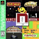 Cover zu Namco Museum Vol. 1 - PlayStation
