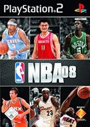 Cover zu NBA 08 - PlayStation 2