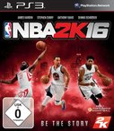 Cover zu NBA 2K16 - PlayStation 3