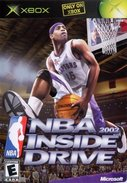 Cover zu NBA Inside Drive 2002 - Xbox