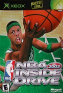 Cover zu NBA Inside Drive - Xbox