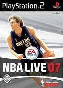 Cover zu NBA Live 07 - PlayStation 2