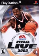 Cover zu NBA Live 2002 - PlayStation 2