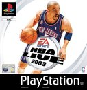 Cover zu NBA Live 2003 - PlayStation