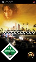 Cover zu Need for Speed: Undercover - PSP