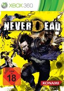 Cover zu NeverDead - Xbox 360