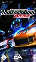 Cover zu Need for Speed: Underground Rivals - PSP