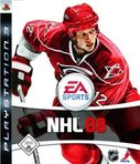 Cover zu NHL 08 - PlayStation 3