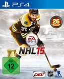 Cover zu NHL 15 - PlayStation 4