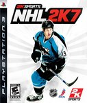 Cover zu NHL 2K7 - PlayStation 3
