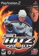 Cover zu NHL Hitz 2003 - PlayStation 2