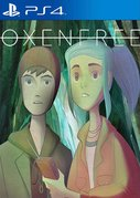 Cover zu Oxenfree - PlayStation 4