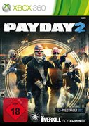 Cover zu PayDay 2 - Xbox 360