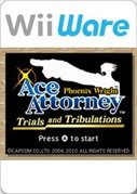 Cover zu Phoenix Wright: Ace Attorney - Wii
