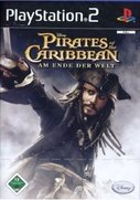 Cover zu Pirates of the Caribbean: Am Ende der Welt - PlayStation 2