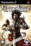 Cover zu Prince of Persia: The Two Thrones - PlayStation 2